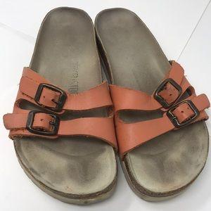 Birkenstock sz 36 Double strap sandals